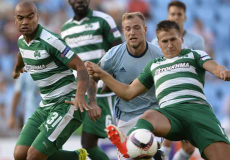 El Celta, en una carrera de goles