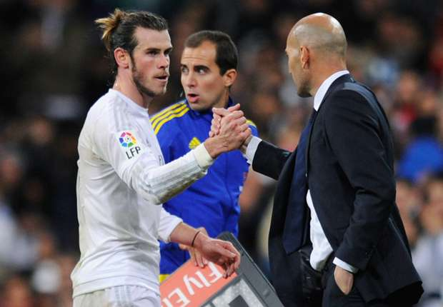 'I have the same freedom with Zidane that I did with Benitez' - Bale happy after Real Madrid rout