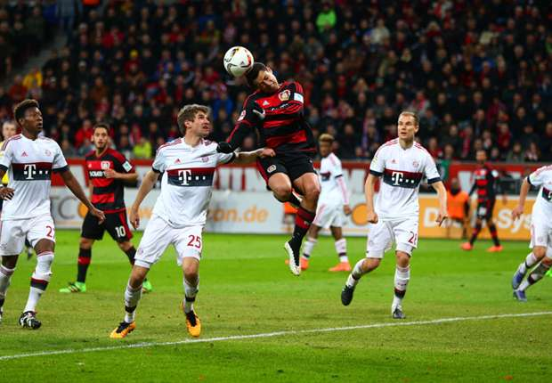 El Bayer Leverkusen frena al todopoderoso Bayern
