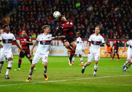 Bundesliga: Bayer Leverkusen 0-0 Bayern Múnich