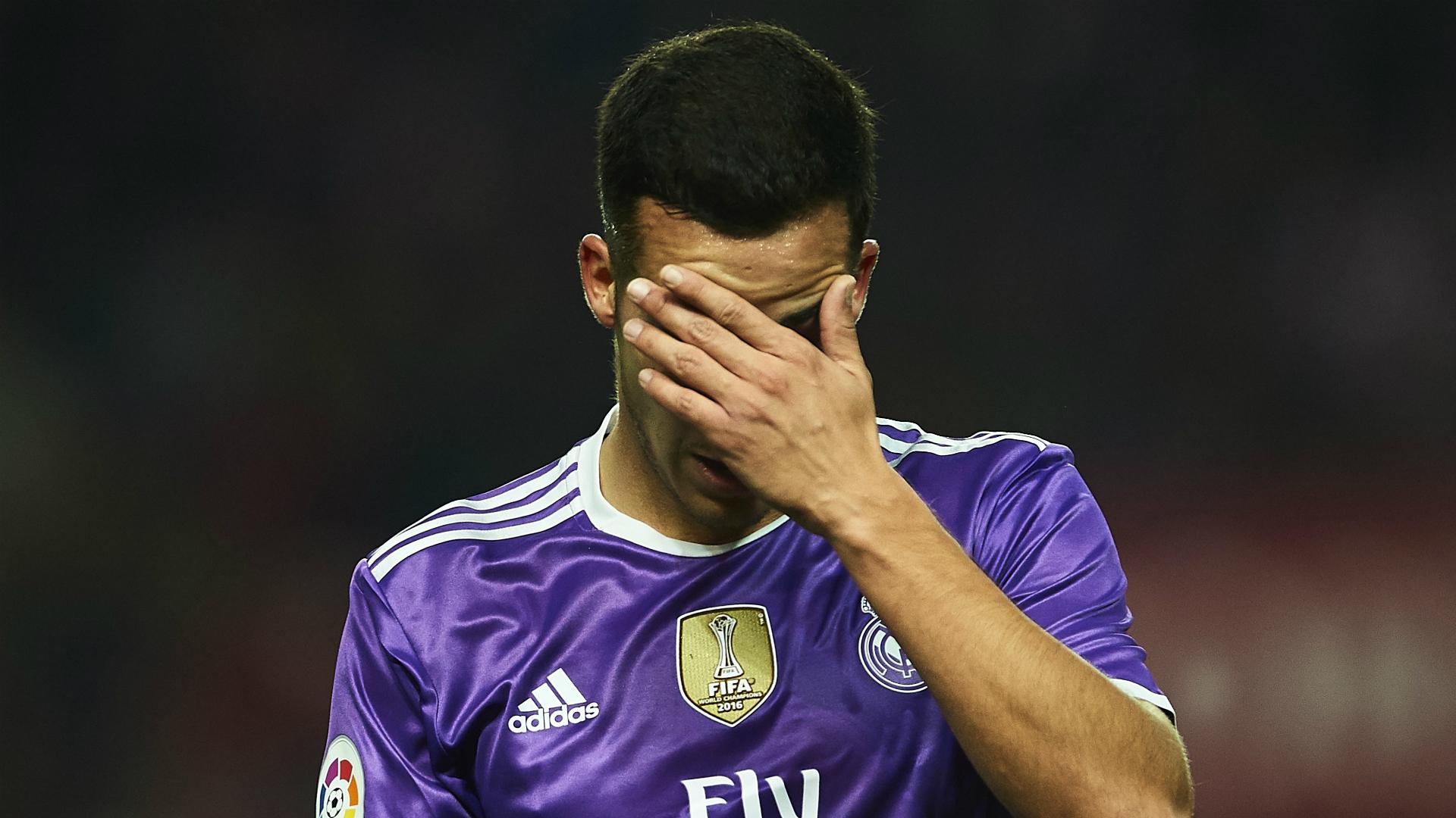 Lucas Vazquez Sevilla Real Madrid Copa del Rey