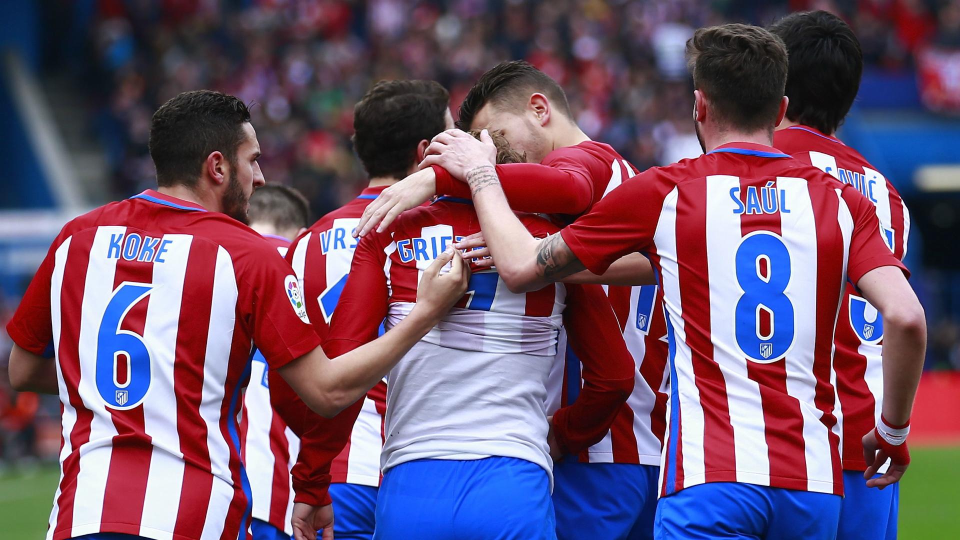 Le message de Griezmann pour Torres — Atlético Madrid