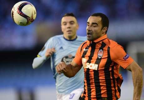 UEL: Celta 0-1 Shakhtar