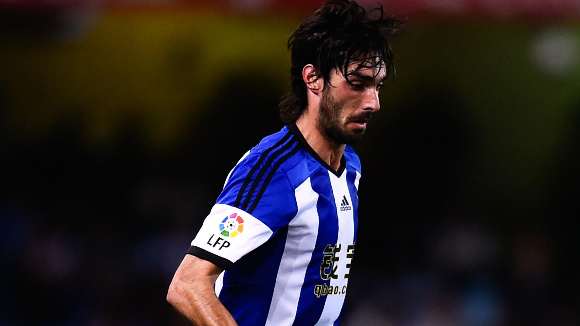 Carlos Martinez Real Sociedad