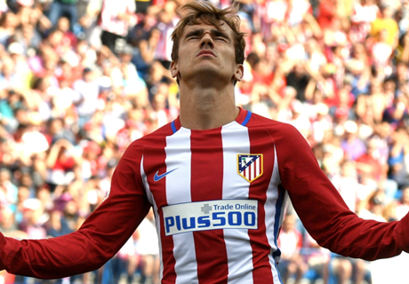 Griez gives Atletico victory