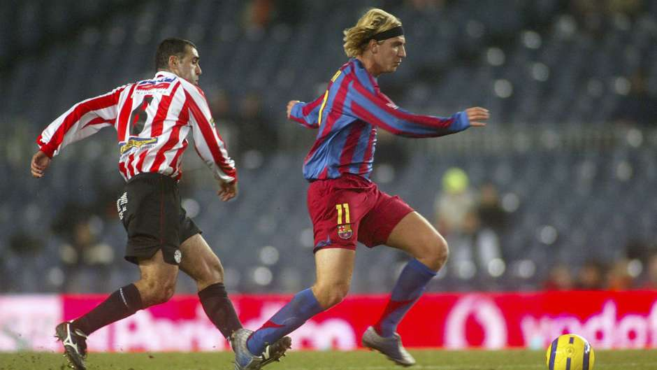 Maxi Lopez ex Barcelona player