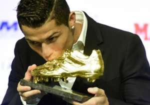 Cristiano Ronaldo es el vigente ganador de la Bota de Oro pero, ¿quién logrará alzarla este año?