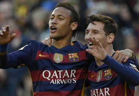 Edmilson: Neymar should copy Messi