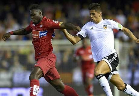 Valence-Espanyol 2-1, résumé de match