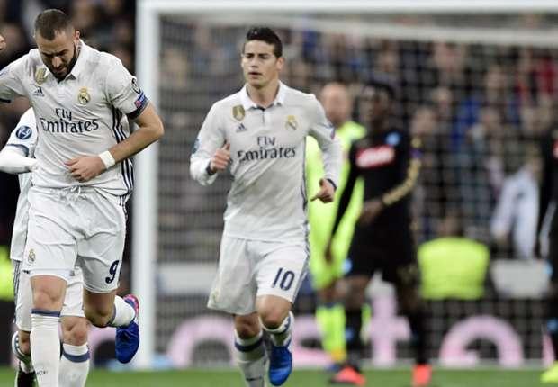 Rodriguez Telah Nyaman Dengan Kebijakan Rotasi Ditangan Zidane