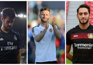 De transferperiode loopt op zijn einde, maar in de Primera Division zijn er nog spelers die op het punt staan om hun club te verlaten. Goal kijkt naar alle mogelijke transfers van Spaanse competitie.