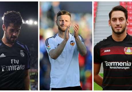 Transfer Top Potensial Di La Liga
