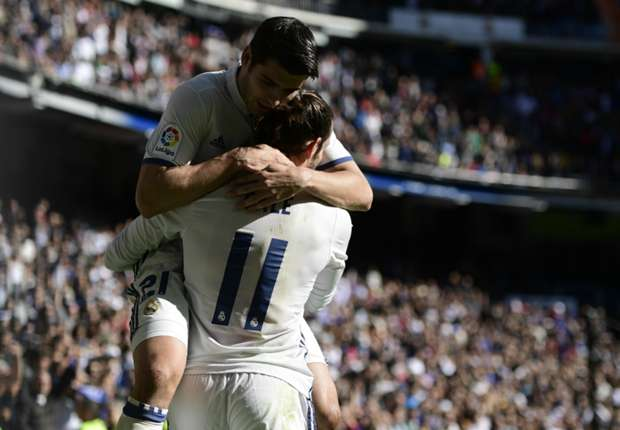 Real Madrid 3-0 Leganes: Bale stars as Zidane's men march on