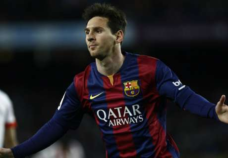 'Barca nothing without Messi'