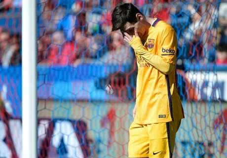 Barça, pas d'opération prévue pour Messi