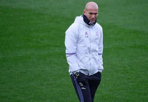 Zinedine Zidane: Derby Madrid Cantik