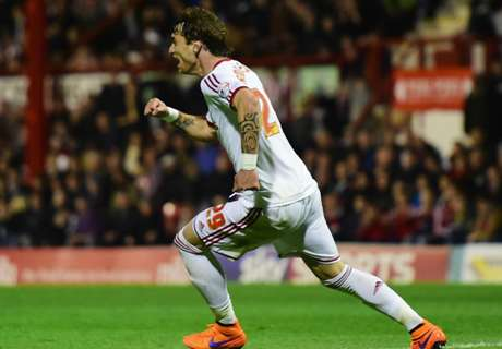 Play-off: Brentford 1-2 Middlesbrough