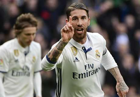 Ramos the leader as Ronaldo struggles