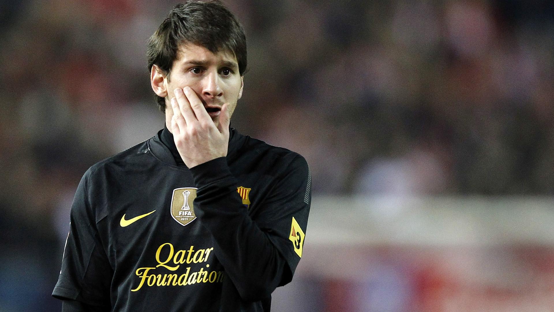 Messi Atm 2012
