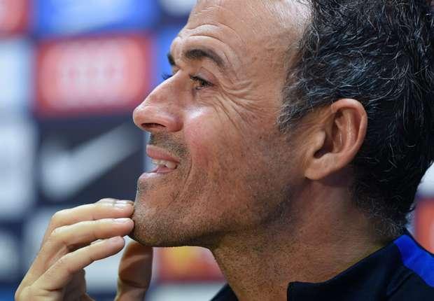 Barça, Luis Enrique ne prendrait rien de l'Atlético Madrid