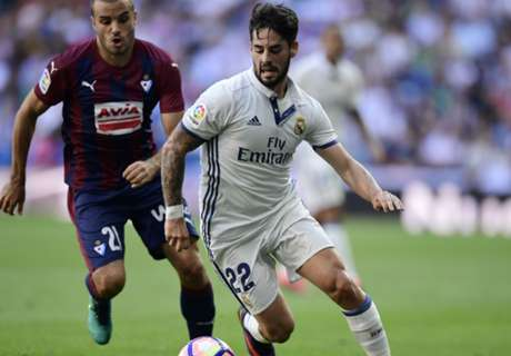 No Isco move in January - father