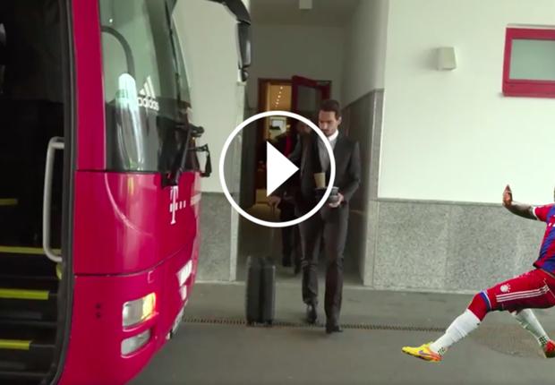 VÍDEO: El Bayern trollea a Hummels en twitter
