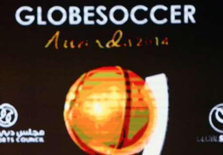 Nominados a los Globe Soccer 2016