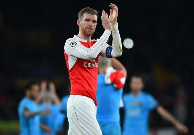 Per Mertesacker set to be named new Arsenal captain