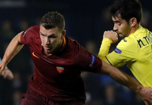 Edin Dzeko extends stunning scoring run with hat-trick