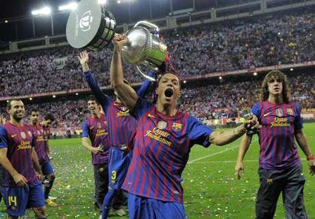 Segunda ronda de Copa del Rey
