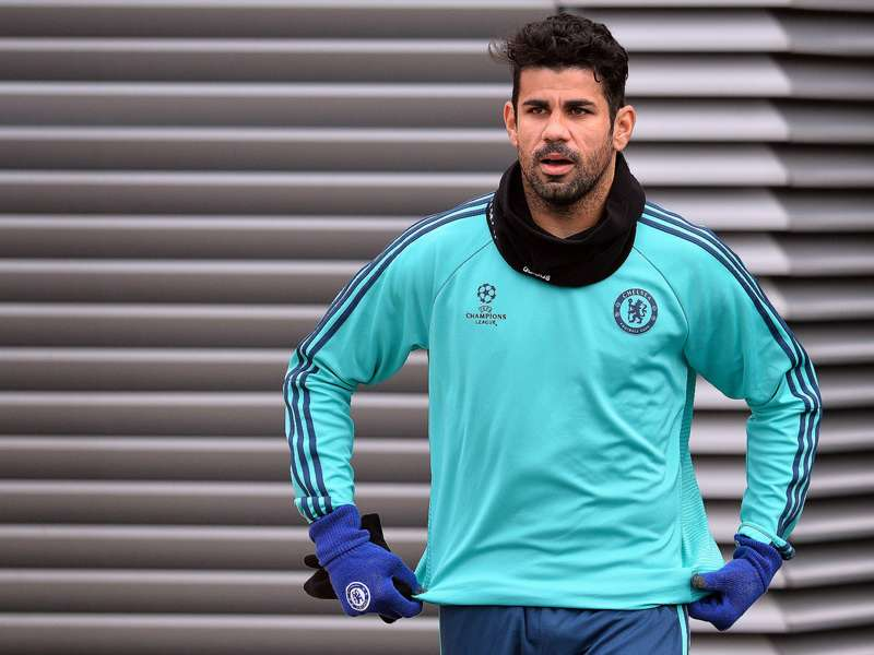Costa dropped from Spain squad with Aduriz included