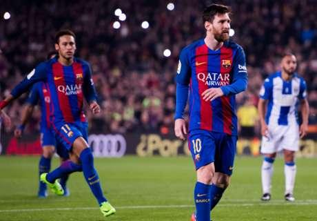 Bauza: Messi Ogah Selebrasi Karena Marah