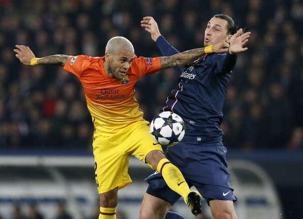 El brasileño y el sueco jugaron juntos en el Barça