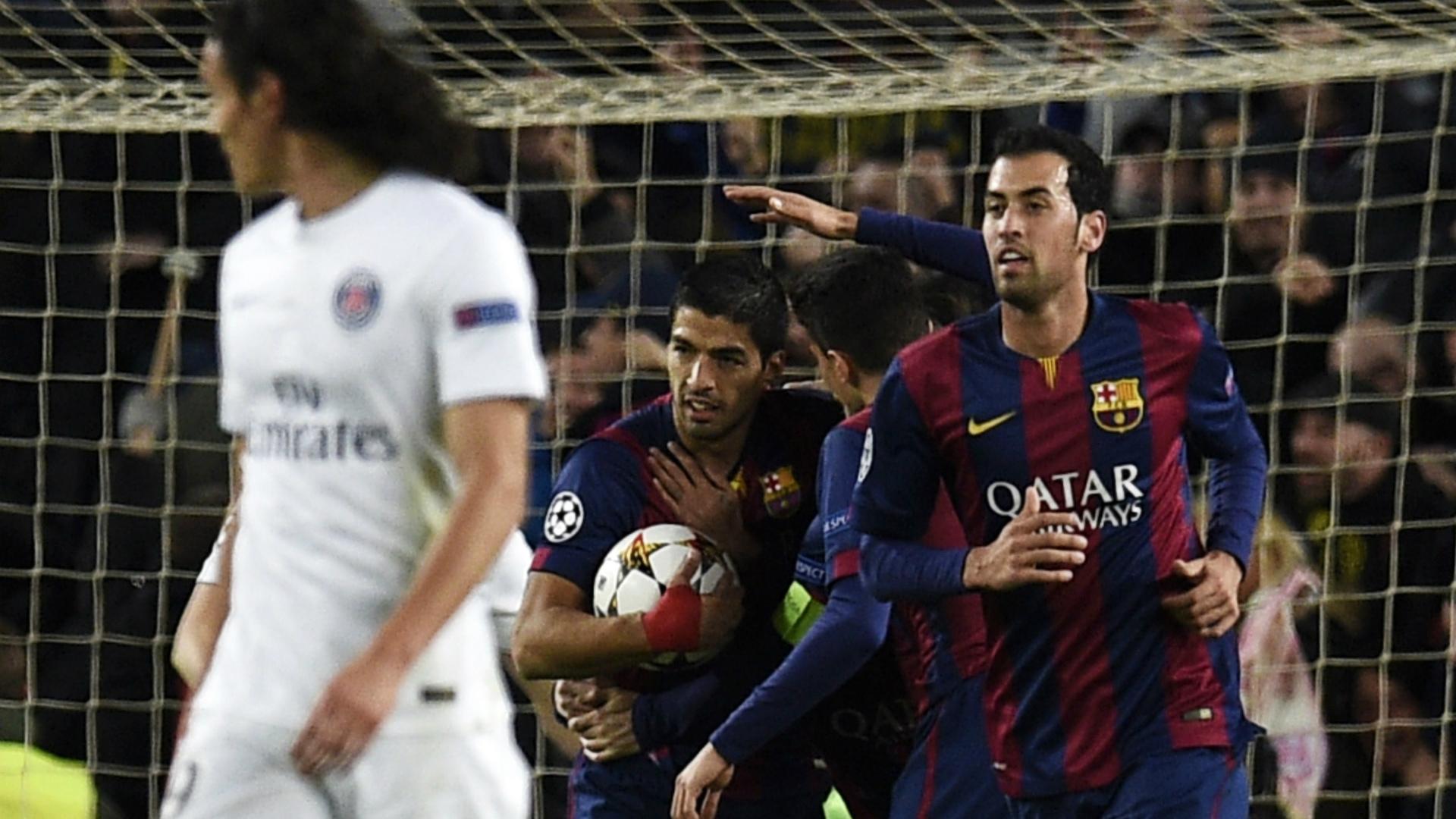 Ligue des champions, le PSG écrase Barcelone 4-0