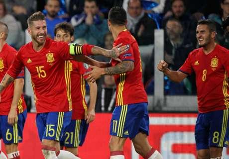 Cuándo se juega España contra Italia