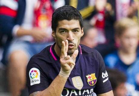Sin Messi el Barcelona golea