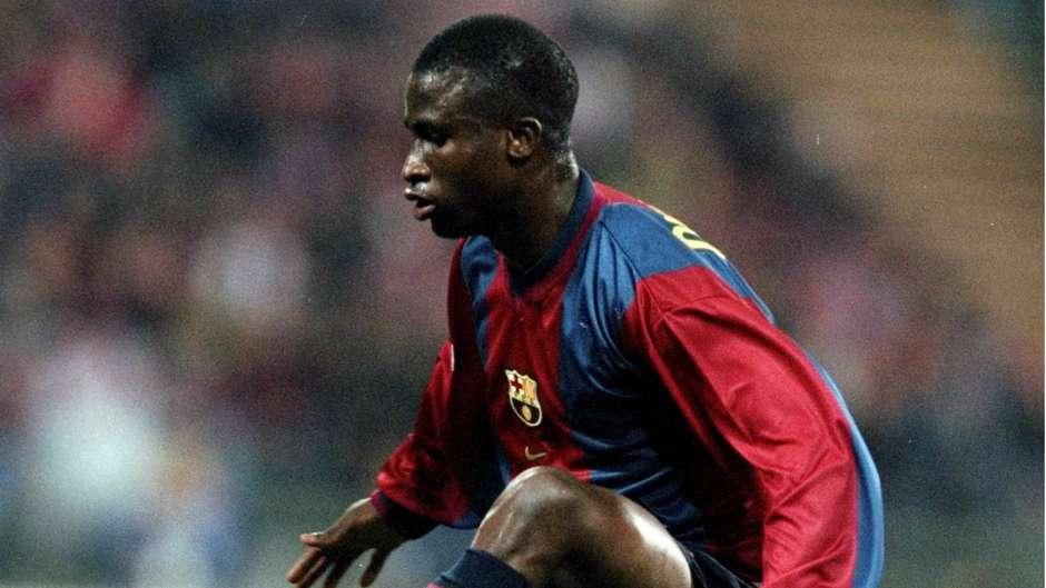 Okunowo ex Barcelona player