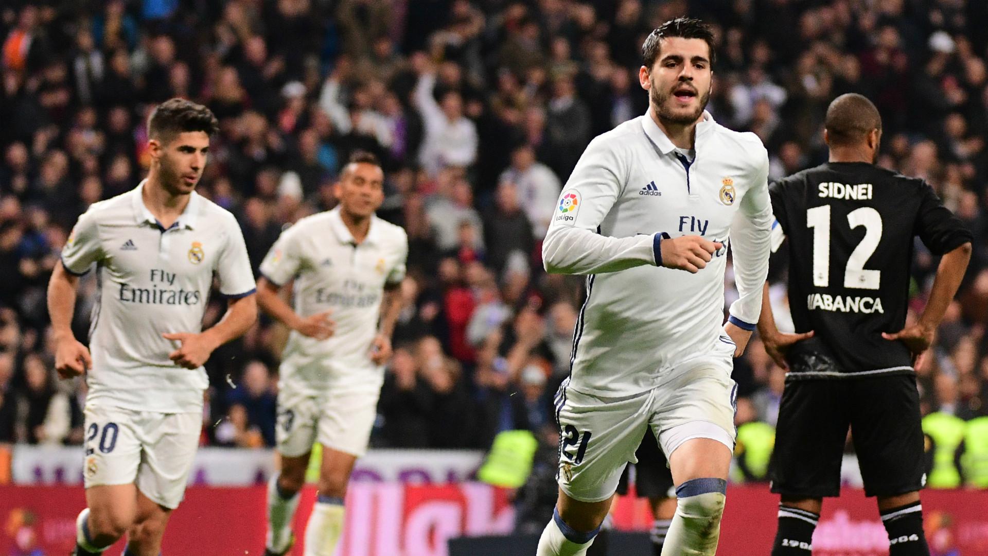 Real Madrid-Deportivo La Coruna. Probabili formazioni e pronostico