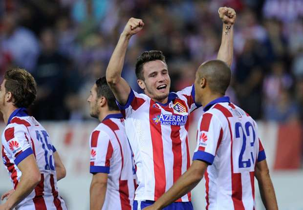 Atletico Madrid 4-0 Sevilla: Champions stroll to victory
