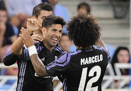 Madrid start season with triumph