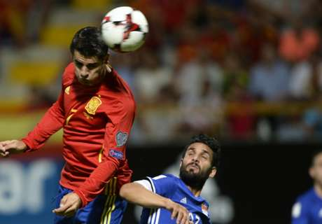 Delapan Gol Spanyol Gilas Liechtenstein