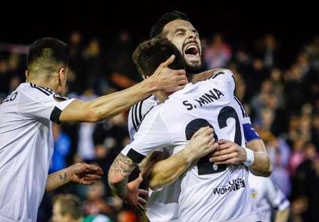 REVIEW: Valencia Lolos, Schalke Tersingkir