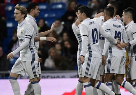 El R.Madrid no perdona con tanta ventaja