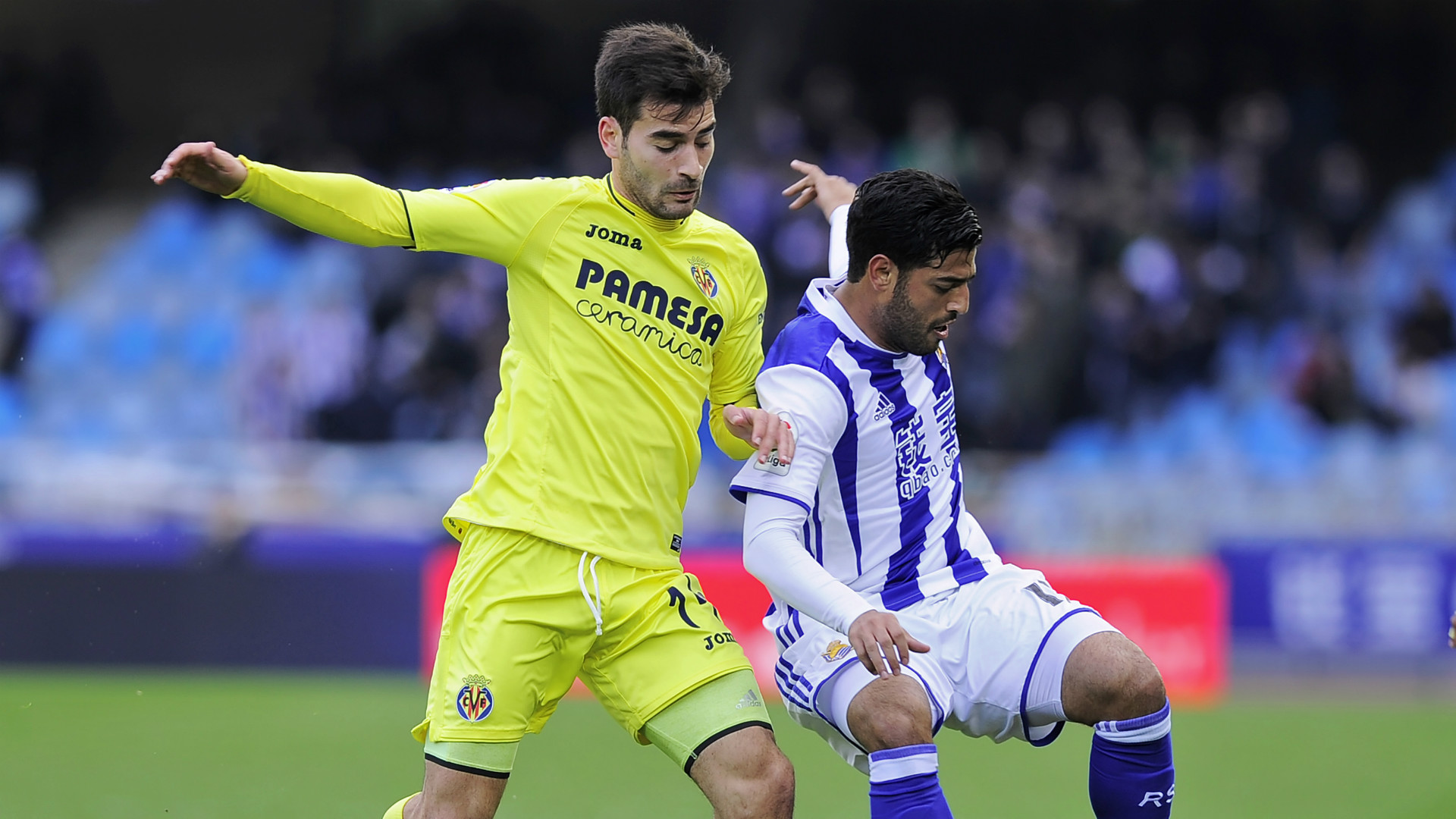 villarreal vs real sociedad live