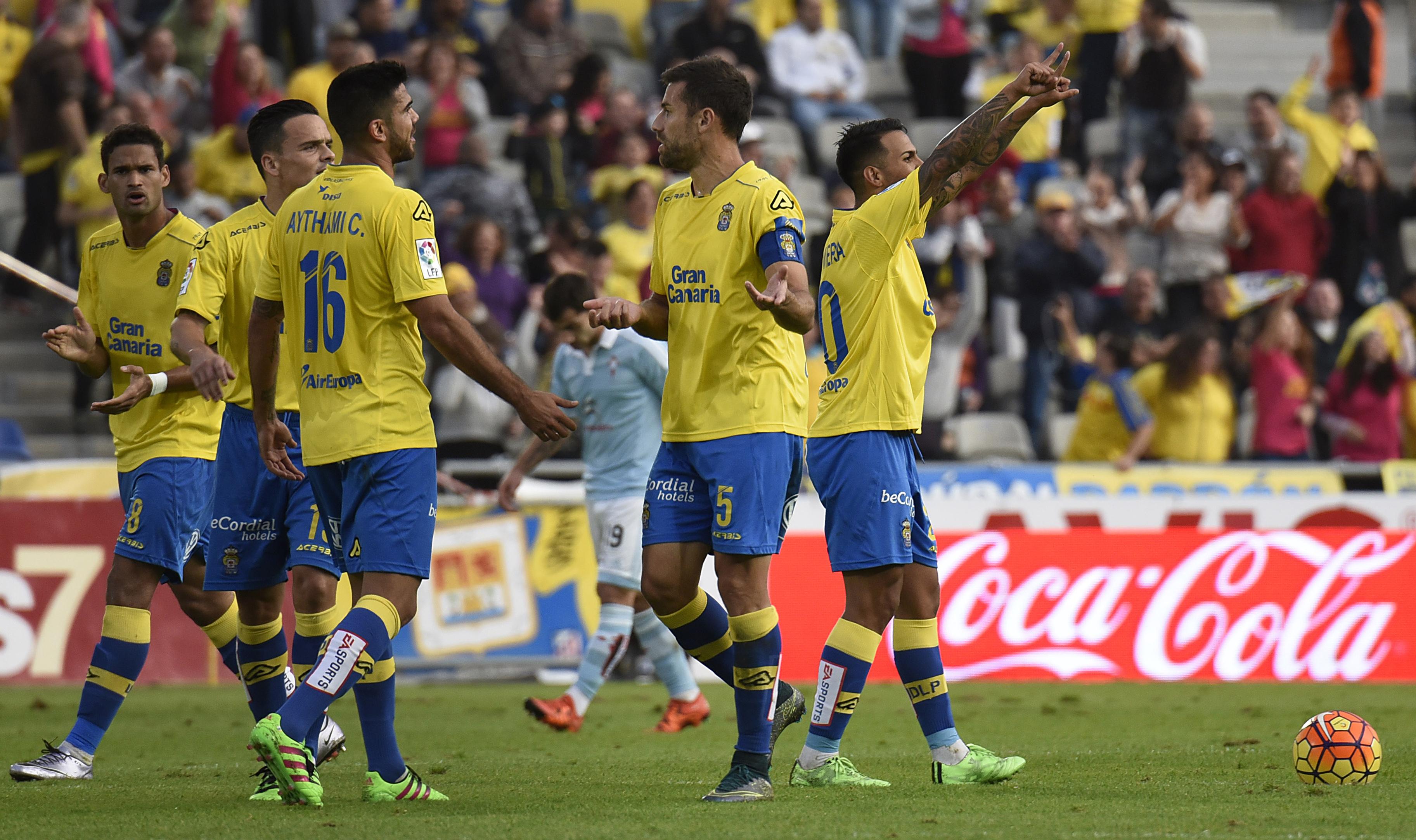 Video: Las Palmas vs Sporting Gijon