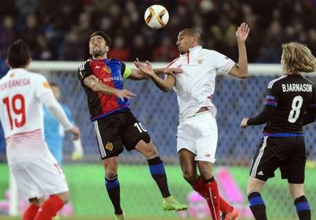 Basel y Sevilla igualaron sin goles
