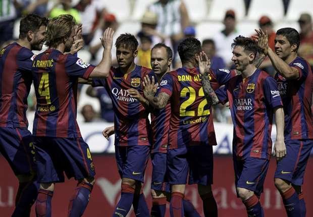 Cordoue-Barça 0-8, le Barça puissance huit