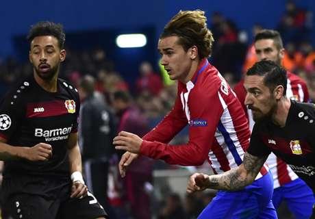 Atlético plaatst zich zonder overtuiging