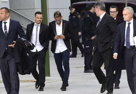 Neymar, l'explication de sa mise en examen