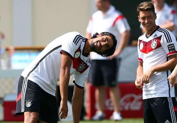 Sami Khedira también estaría en la mira del Arsenal